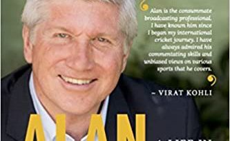 Alan Wilkins recommended me his Book to Read
